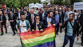 Kosovo holds second ever Pride and it's a triumph