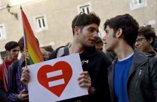 Access to registered same-sex partnerships: it's a question of equality