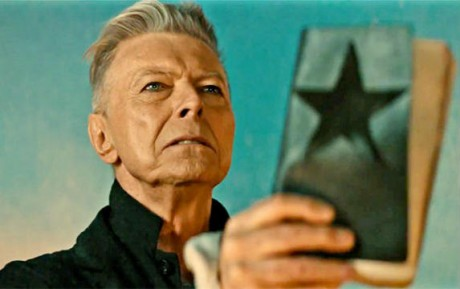 British rock singer, who announced his bisexuality in the 72 th year, David Bowie introduced a new video clip