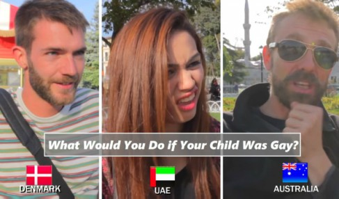 "We Asked People: ""What Would You Do If Your Child Was Gay?"