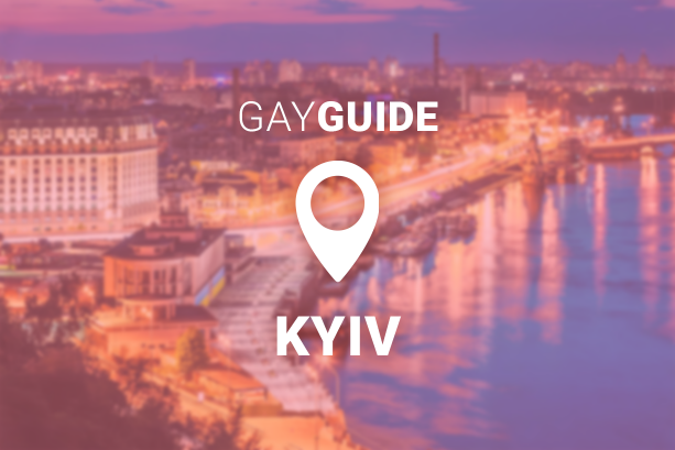 Gay guide to Kyiv 2016