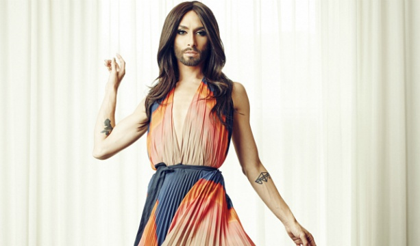 "Show ""Evening quarter"" with Conchita Wurst took off from the TV air"
