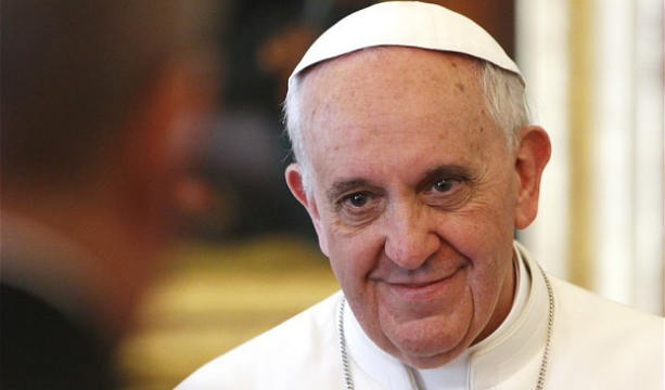 Pope: The world has bigger problems than condoms and HIV