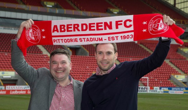 Aberdeen FC LGBT fan group launched