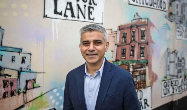 Labour's Sadiq Khan elected Mayor of London