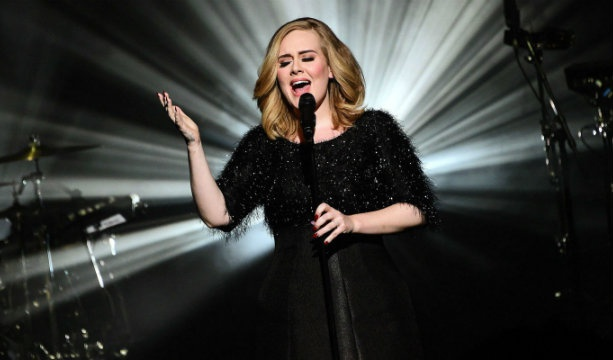 Adele offers to be a 'surrogate' mum to gay couple who got engaged at her concert