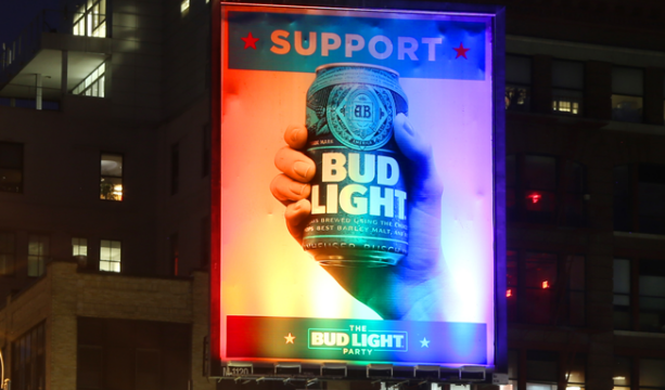 W+K and Bud Light Show Up Late to the Gay Wedding Party