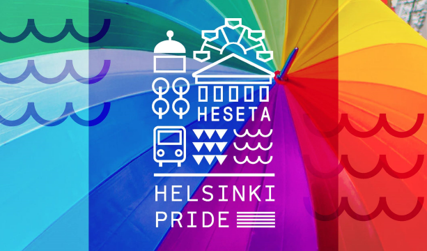 Helsinki Pride waits for you