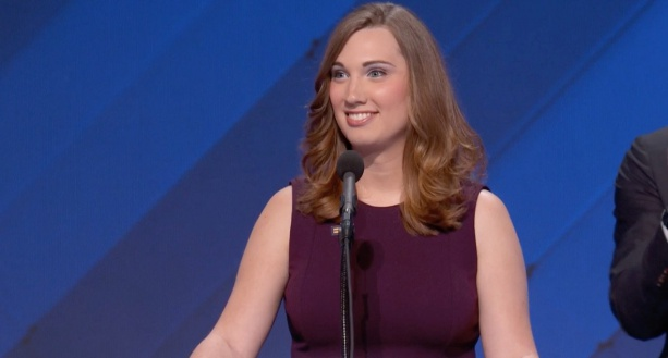 First openly trans speaker at Dem convention knocks it out of the park