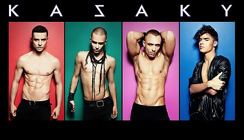 Kazaky new video - all is quiet.