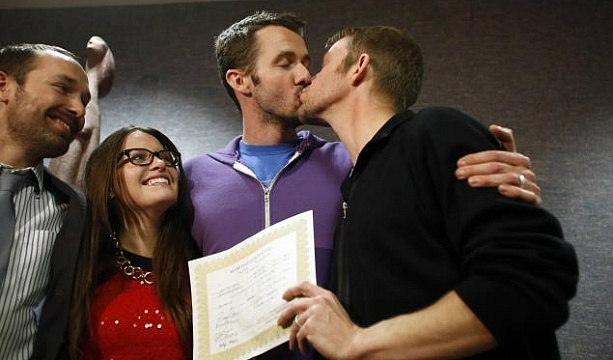 Utah same-sex marriage ban struck down
