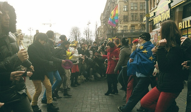 """Gay-titushki"" organized ""LGBT community"" pride – What was that???"
