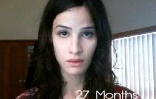 Watch a Male To Female Transition Over 32 Months