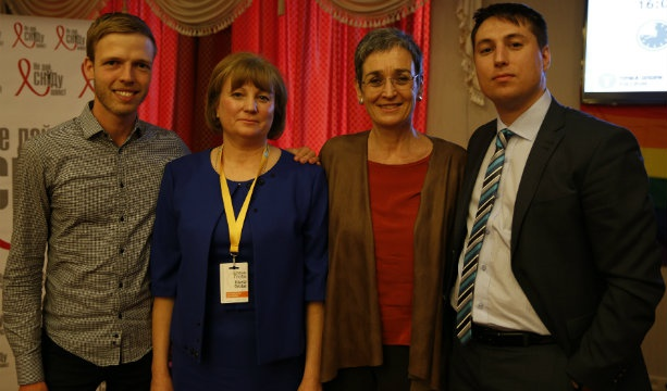 International Conference of LGBT's parents in Ukraine: understanding, acceptance and support