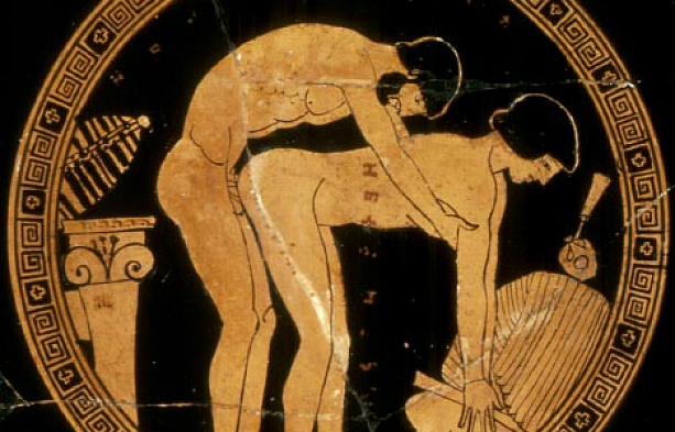 Homosexual love in classical Athens