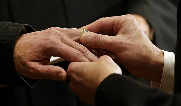 In France, the first gay wedding will take place on May 29