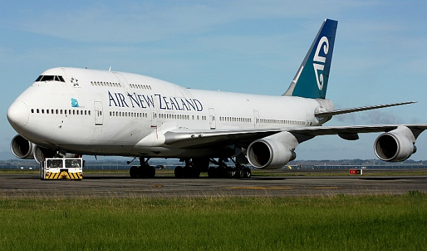 Air New Zealand says love in the air for first gay wedding